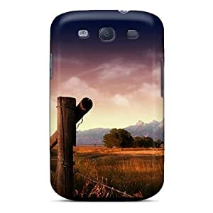 With Nice Appearance (farm In Big Sky Country) For SamSung Note 2 Case Cover