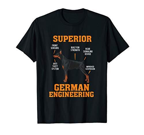 - DOBERMANS: Superior German Engineering I Gift