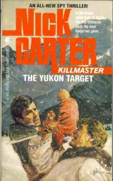 book cover of The Yukon Target