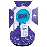 Disney Hannah Montana Alarm Clock Radio for iPod and MP3 Players