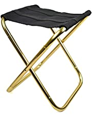 BianchiPatricia Camping Folding Table Chairs Small Chair Fishing Chair Barbecue Folding Stool