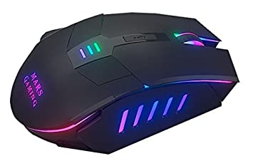 Mars gaming mm mouse da gioco per pc dpi sensore