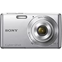 Sony Cyber-shot DSC-W620 14.1 MP Digital Camera with 5x Optical Zoom and 2.7-Inch LCD (Silver) - New Model Overview Review Image