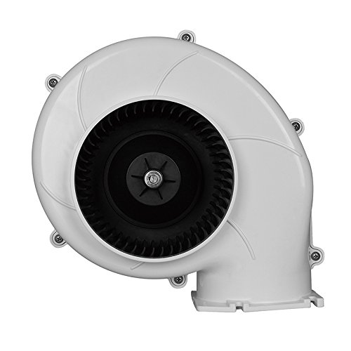 SEAFLO 24V 320 CFM Bilge Blowers for Boats Bilge Ventilation Flange Mount FUAN AIDI ELECTRIC CO. LTD