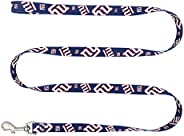 NFL New York Giants Team Pet Lead, 1-inch by 60-inches