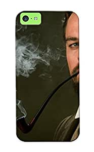 New Fashionable Honeyhoney 3341143122 Cover Case Specially Made For ipod touch4(calvin Candie Django Unchained)
