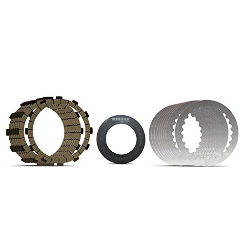 (Hinson Clutch Components FSC373-8-001 FSC Clutch Kit (Fiber and Steel Plates with Springs))