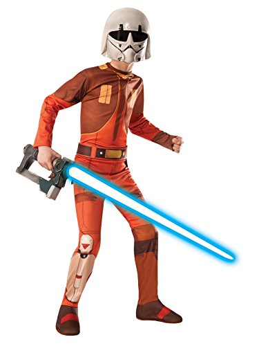 Rubie's Star Wars Rebels Ezra Costume, Child Large ()