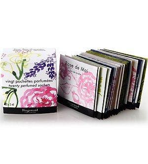 Boxed Perfumed Sachets 20 x 2 ml by Fragonard Parfumeur by Fragonard Parfumeur