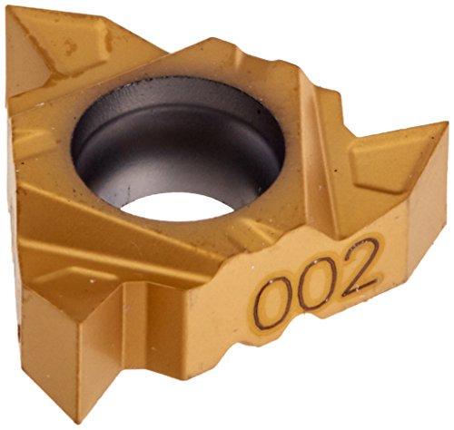 Sandvik Coromant 266RL-16VM01A002M 1135 PVD Coated Solid Carbide CoroThread 266 Threading Insert, V Profile Thread