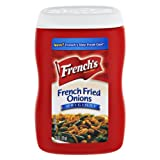 French's Original French Fried Onions, 2.8 OZ (Pack of 15)