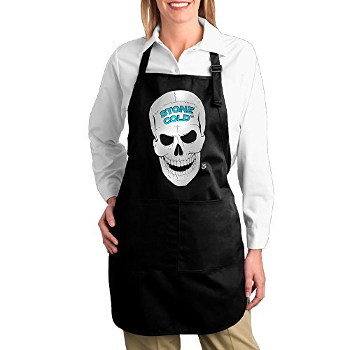 stone cold steve austin 3 16 and skull pocket kitchen apron buy online in ksa kitchen products in saudi arabia see prices reviews and free delivery in