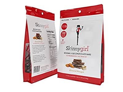 Skinnygirl Candy Products, Truffles, Gummies, Almonds (2 Pack)