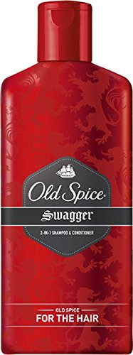 Old Spice Swagger 2in1 Shampoo And Conditioner 12 Fl Oz, 12.000-Fluid Ounce
