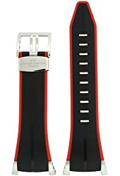 Seiko Original Honda Sportura Rubber SNA749 Watch Band Racing Band