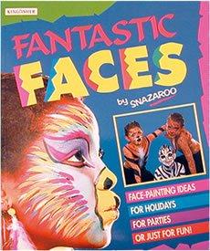Snazaroo Fantastic Faces Book (Snazaroo Books)