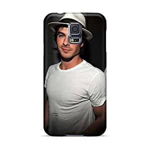 Samsung Galaxy S5 GnG14639vsTY Customized Trendy Avenged Sevenfold Image Shock-Absorbing Cell-phone Hard Covers -EricHowe