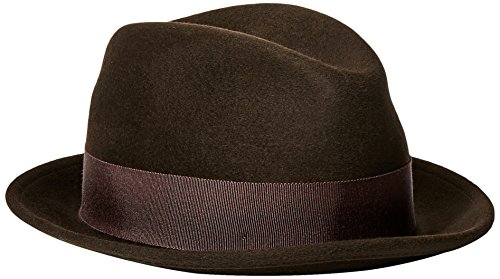 Bailey of Hollywood Men's Riff, Walnut, Small - Hollywood Walnut