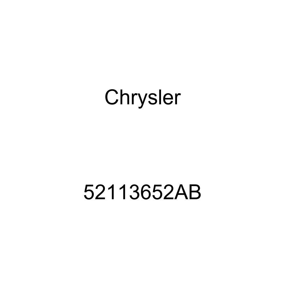 Genuine Chrysler 52113652AB Power Steering Return Hose