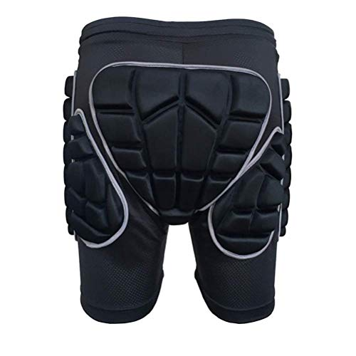 - Toach 3D Padded Hip Protection Shorts Protective Gear for ATV Motorcycle Riding Motocross Cycling SKI ICE Skate Snowboard Volleyball Dirt Bike