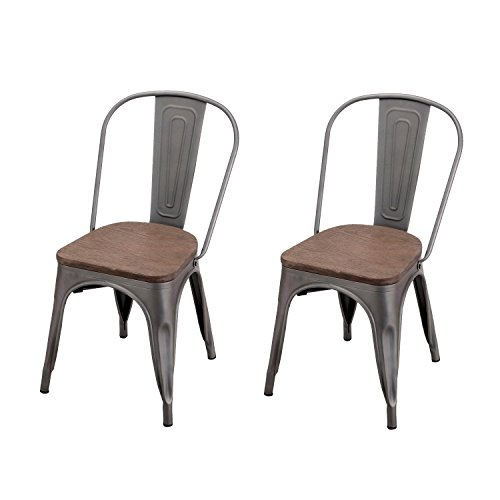 Amazoncom Plastic  Chairs  Kitchen amp Dining Room