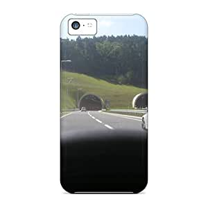 Iphone High Quality Tpu Case/ Hindhead Tunnel ITvjhCB2649vRMBn Case Cover For Iphone 5c
