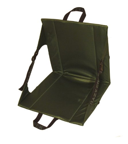 Crazy Creek Original Chair - The Original Lightweight Padded Folding Chair - Forest Green