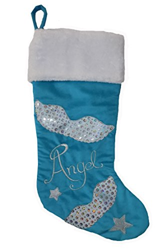 Trendy Christmas Sparkly Sequin Stocking for girls and teens, 20