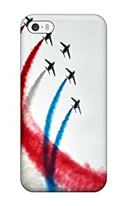 New Premium Flip Case Cover Aviation In France Skin Case For Iphone 5/5s