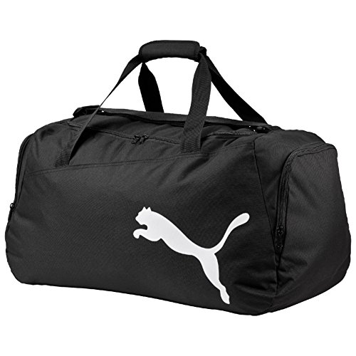 PUMA Sporttasche Pro Training Medium Bag, black/white, 61 x 29 x 0.5 cm, 54 liter, 072938 01