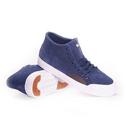 Top Shoes Dk Skate Evan Shoes Mens Chocolate Smith Hi Men's Navy High DC Zero Shoes Adys300477 Dc S tS1Pqxw