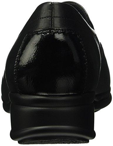 Schwarz Black Loafers Women's Semler 001 Ria Blue POHy7q
