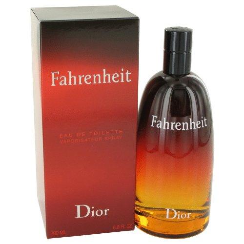 New Item CH.DIOR FAHRENHEIT EDT SPRAY 6.8 OZ FAHRENHEIT/CH.DIOR EDT SPRAY 6.8 OZ (M) - Men Perfume Fahrenheit
