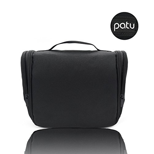 Patu Ultra Storage Electronic Case - Portable Home and Travel Organizer for Tablets (iPad Air & mini), E-Readers