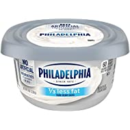 Philadelphia 1/3 Less Fat Cream Cheese Spread (8 oz Tub)