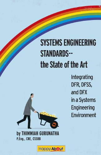 Systems Engineering Standards -- The State of the Art: Integrating DFR, DFSS and DFX in a Systems Engineering Environment
