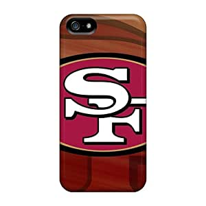FNS4915tOVu Faddish San Francisco 49ers Case Cover For Iphone 5/5s