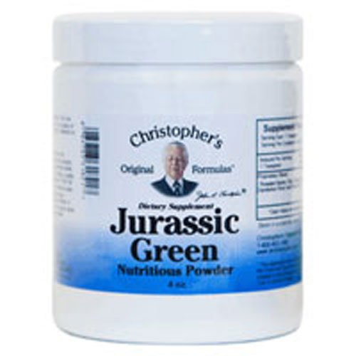Jurassic Green Powder 4 OZ