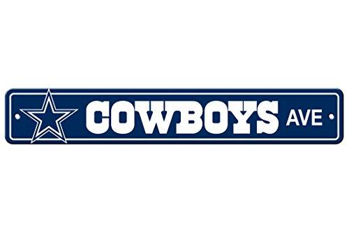 NFL Dallas Cowboys Street Sign