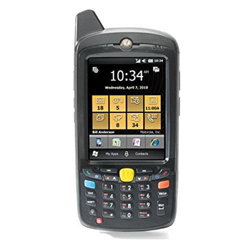 Motorola MC65 Handheld Computer - Barcode Scanner