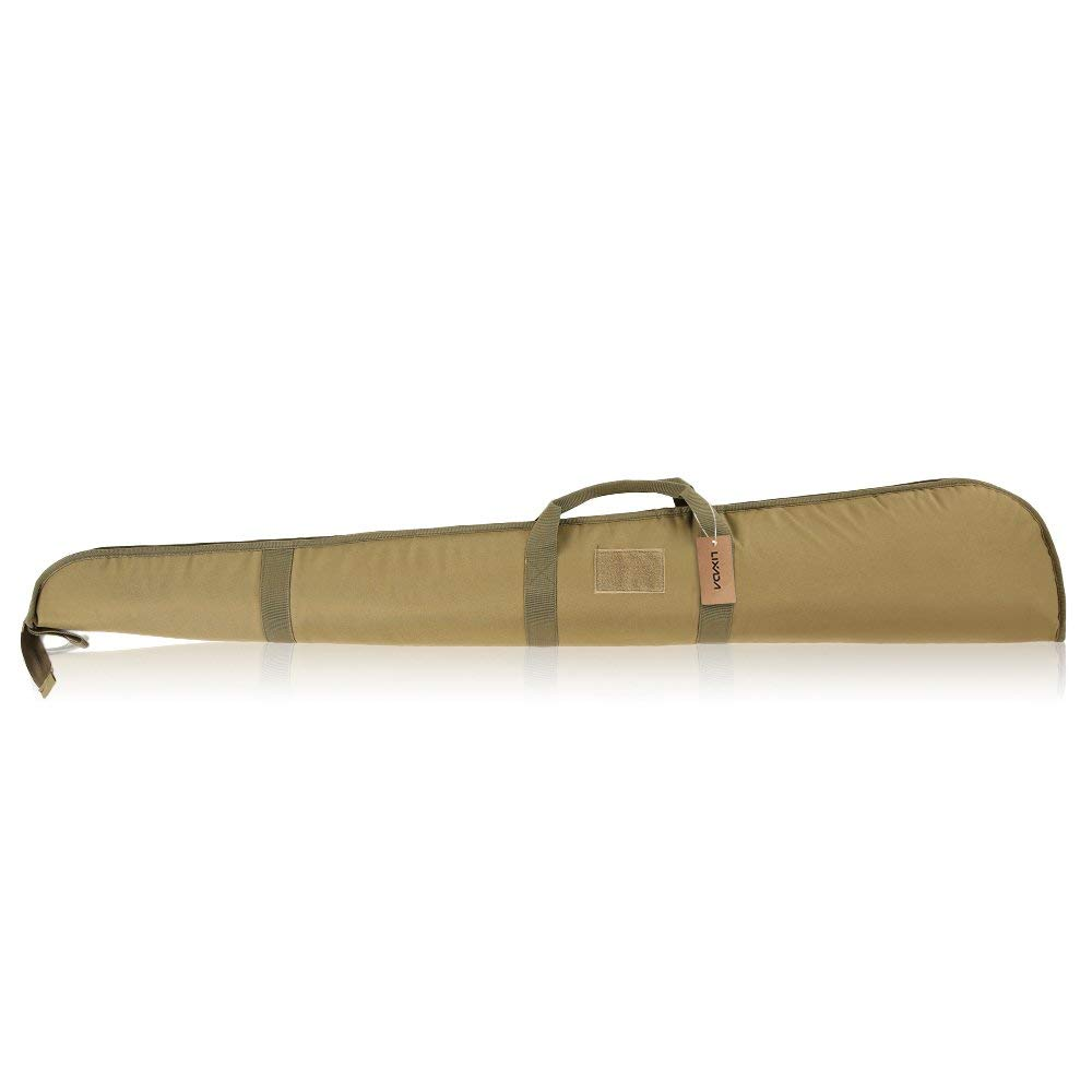 "Amazon.com: Lixada Tatical Escopeta scabbard 52"" arma ..."