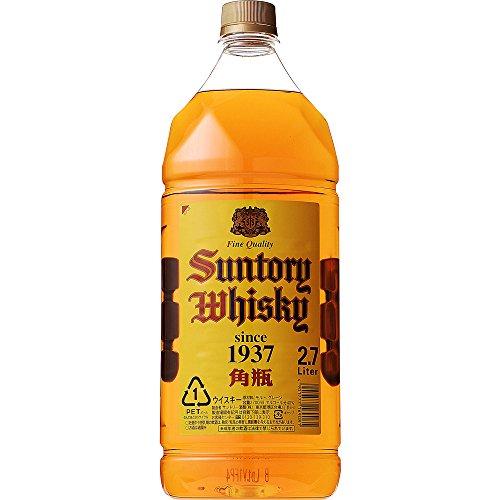 サントリー ウイスキー 角瓶 2700mlの商品画像