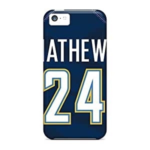 linJUN FENGKZp4546cpVW PamarelaObwerker Awesome Cases Covers Compatible With iphone 6 plus 5.5 inch - San Diego Chargers
