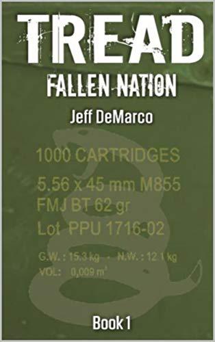 TREAD: Fallen Nation by [DeMarco, Jeff]