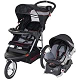 Online Gym Shops CB15114 Baby Trend Expedition LX Travel System with Adjustable Canopy - Millennium by OnlineGymShop.com