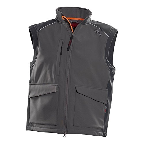 Owney Outdoor Softshell-Weste 'Companion' Hundesportweste Unisex grey Vest XXS - 3XL