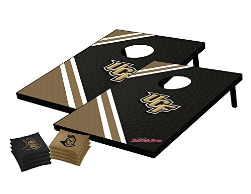 - Wild Sports NCAA College Central Florida Golden Knights Tailgate Toss Bean Bag Game Set, 36