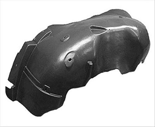 OE Replacement GMC Sierra Front Passenger Side Fender Inner Panel (Partslink Number GM1249200) Unknown