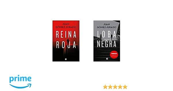 Reina roja La Trama +Promoción fragmento de la novela Loba Negra ...