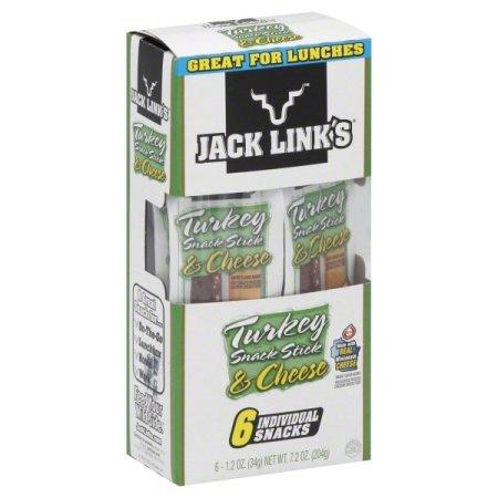 Jack Links Turkey Snack Sticks
